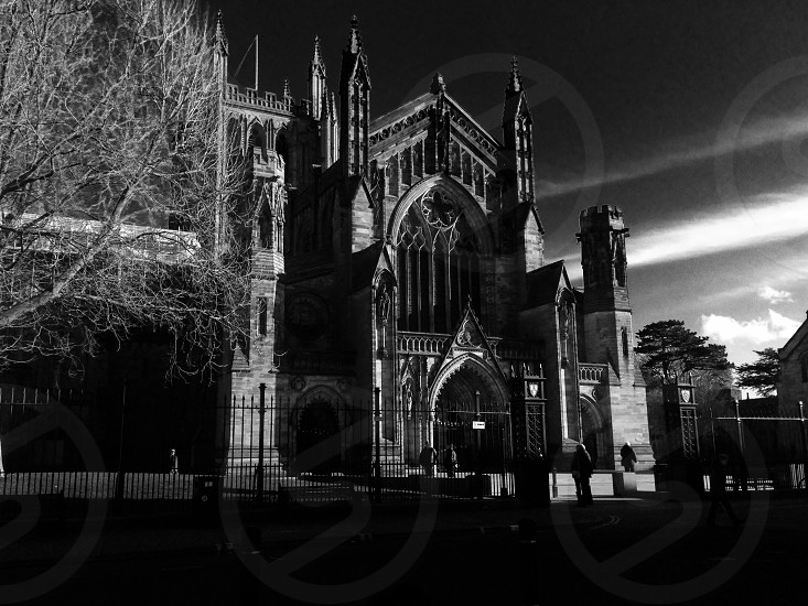 Hereford Cathedral - England photo
