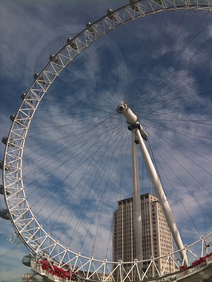 London Eye - London photo