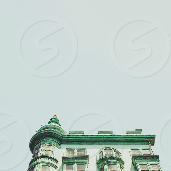 Victorian building photo