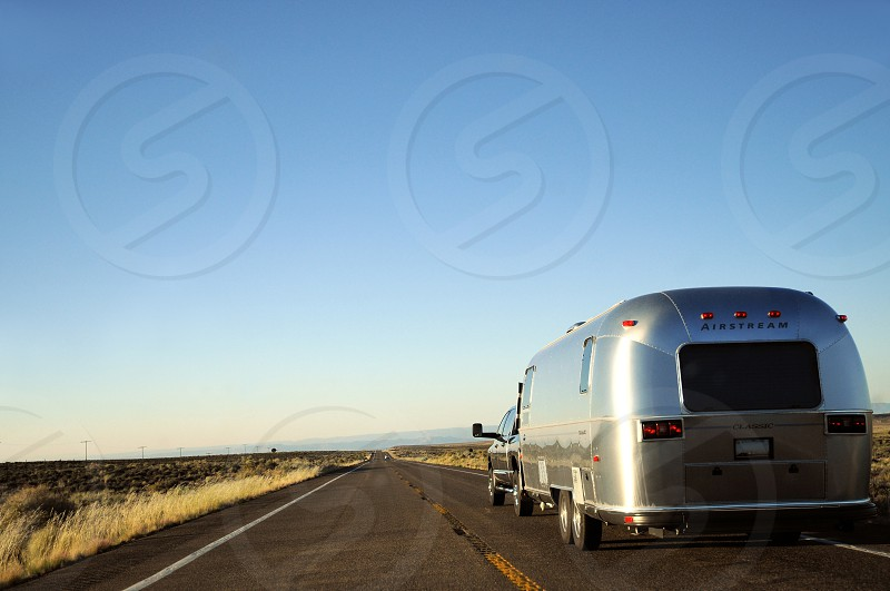 Airstream. For editorial use only. photo