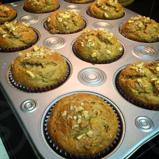 Banana Nut Muffins photo