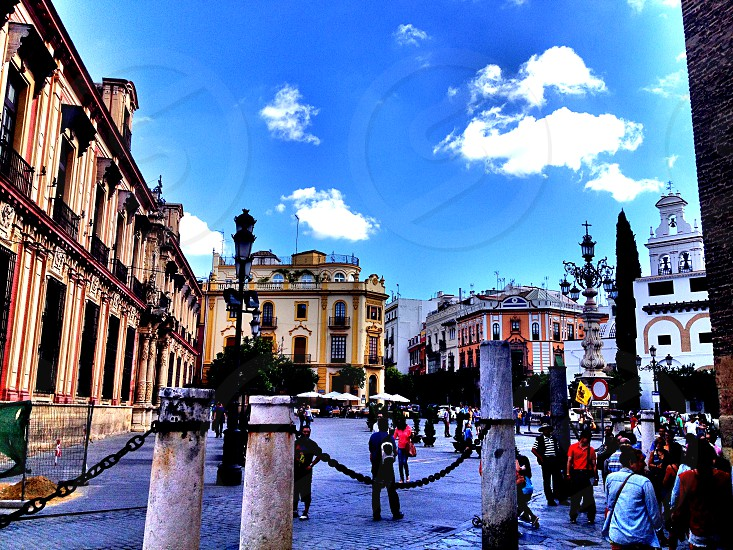 Sevilla Spain photo