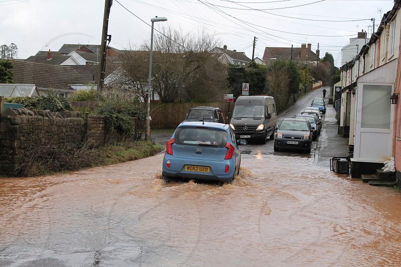 Somerset floods 2013 photo