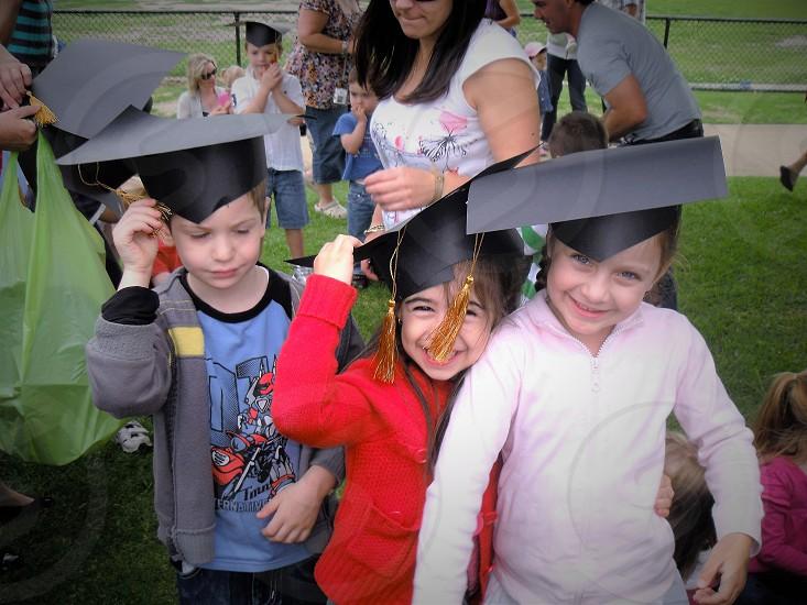 graduation ceremony photo