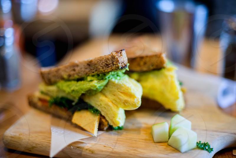 breakfast green photo