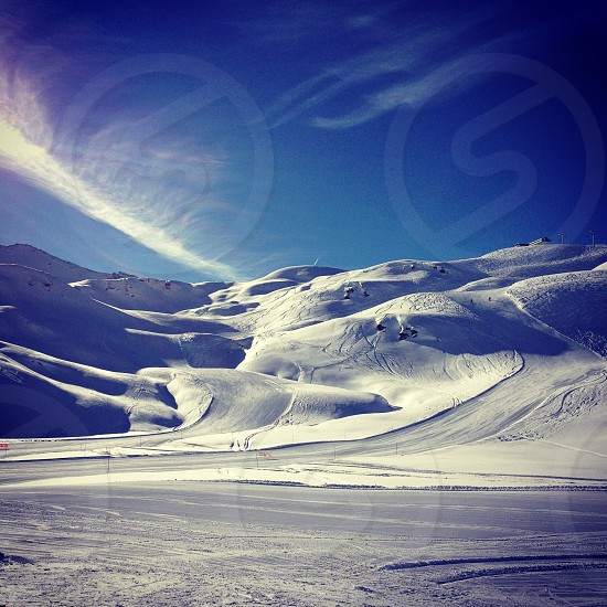 Val D'isere France  photo