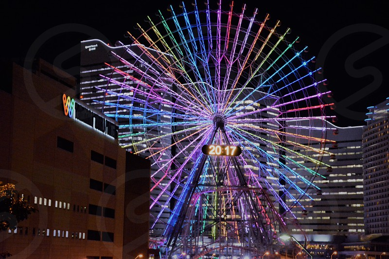Yokohama Cosmo Clock 21 photo