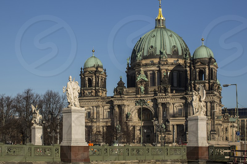 Berlin Cathedral photo