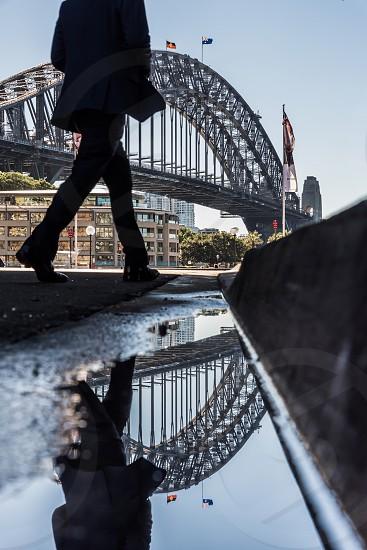 sydney harbour bridge Sydney Australia bridge photo