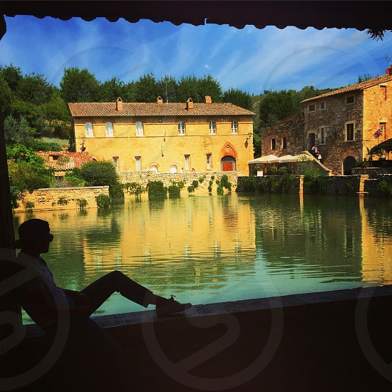 Italy think beauty photo