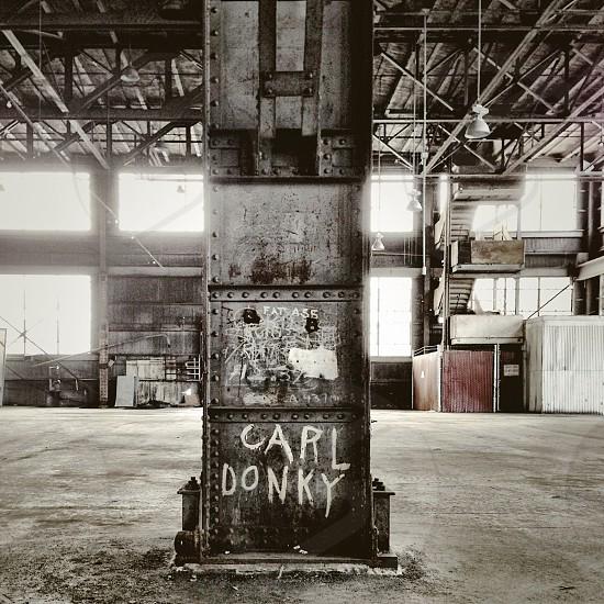 Warehouse interior photo
