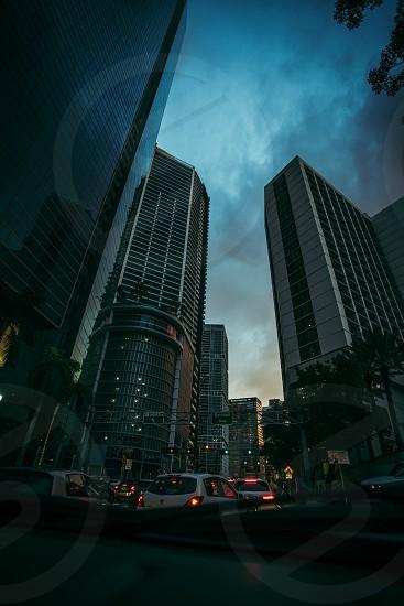 Skyline cars Miami  photo