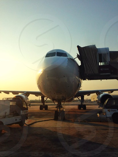 Thai airway photo