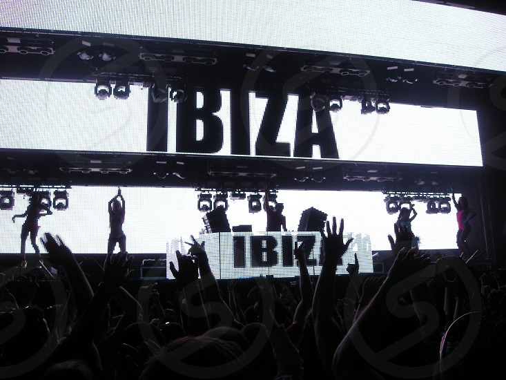 Party in Ibiza photo