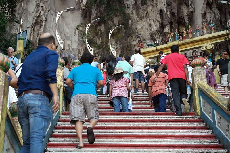 Batu Caves Malaysia photo