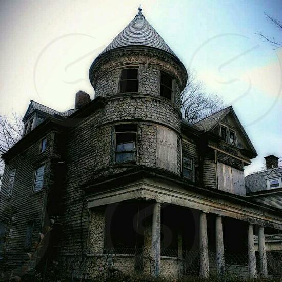 House On Haunted Hill East Orange NJ photo