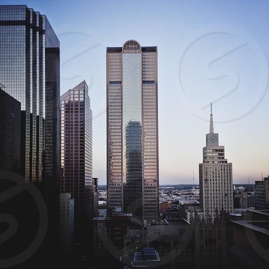 Comerica Building Dallas photo