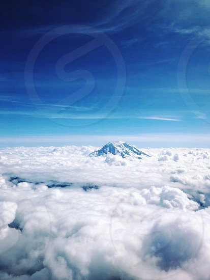 Mt. Rainer photo