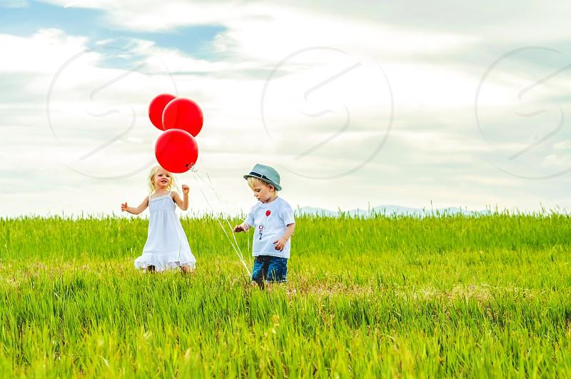 Red balloon rememberance🎈🎈 photo
