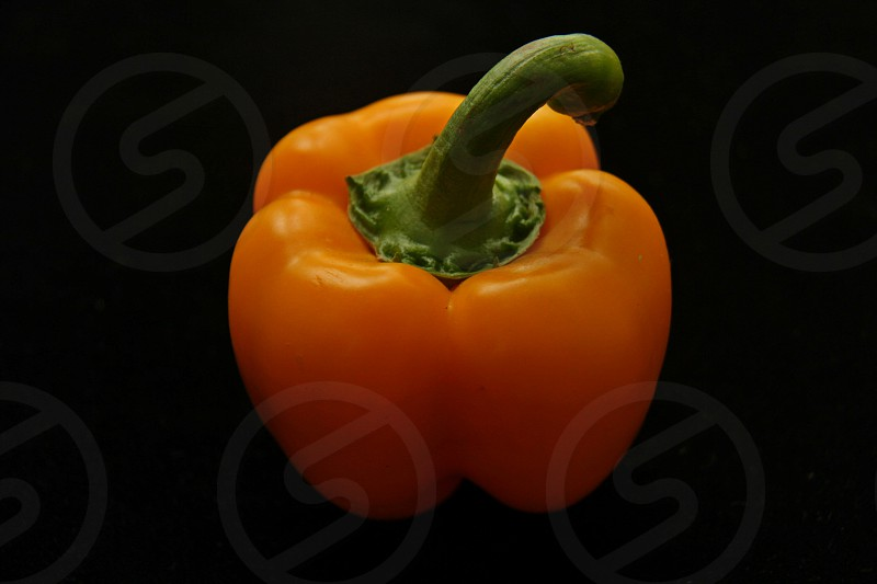 yellow pepper photo