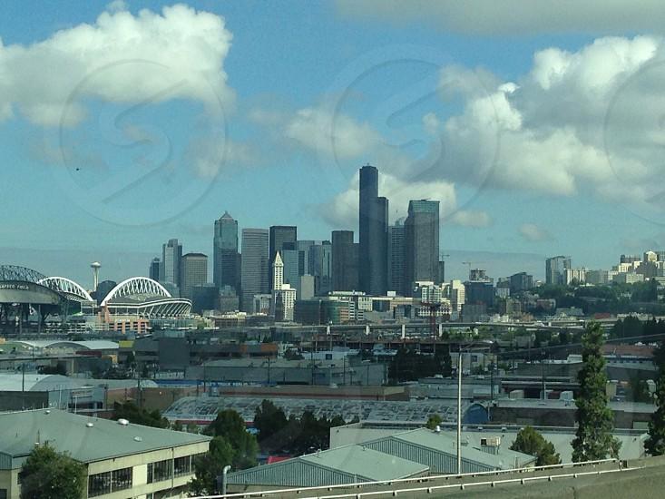 Downtown Seattle photo