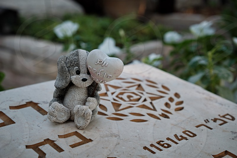 Day of Remembrance in Israel...Cemetary of Soldiers... Special Project photo