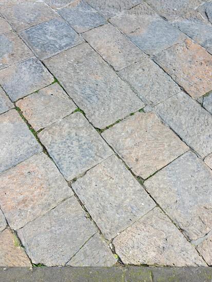 stone flooring outside photo