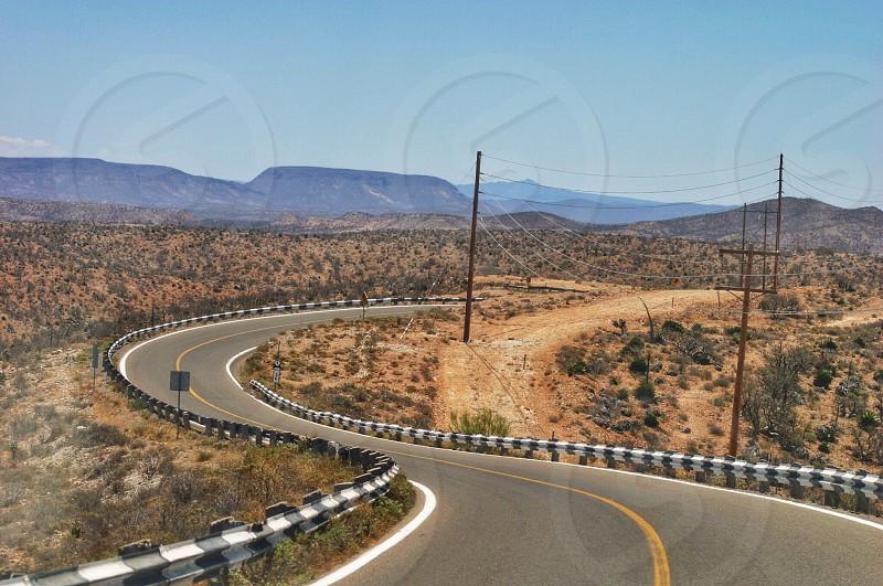 curve road photo