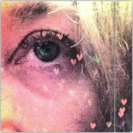 woman's eye photo