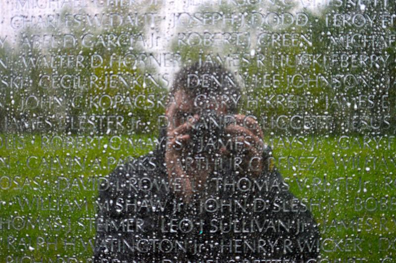 Remembering the Fallen in Washington. photo