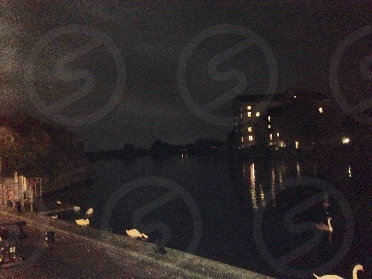 River night water photo
