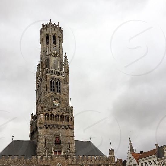 Belfry of Bruges photo