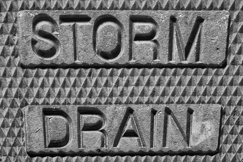 Storm Drain B&W Easton MD photo