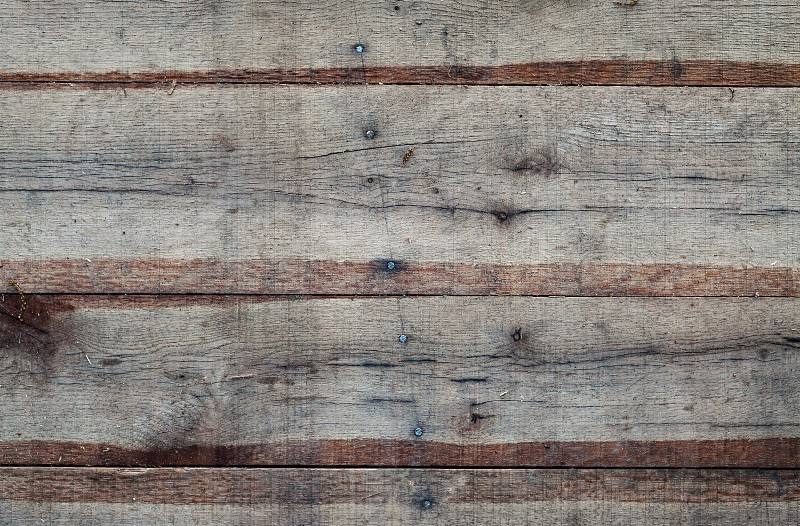 Abstract of wooden floor texture closeup view.  photo