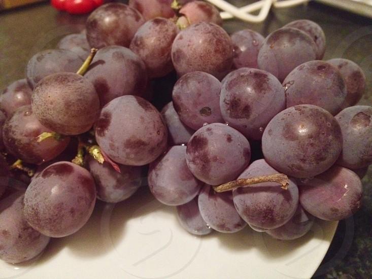 Fruits - grapes photo