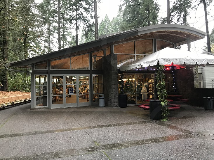 The Grotto Portland Oregon gift shop photo