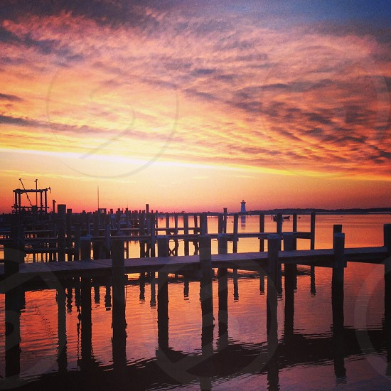 Martha's Vineyard sunrise -  photo