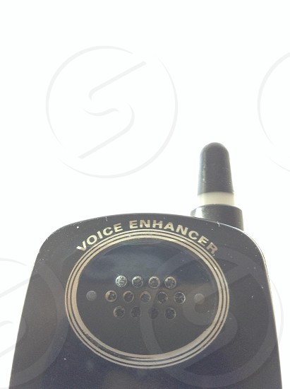 voice enhancer  photo