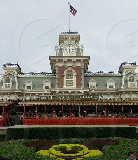 The Magic Kingdom building photo