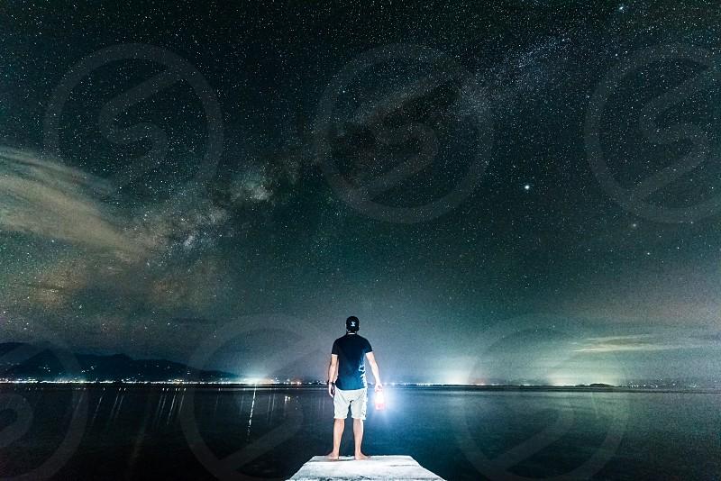 Milky Way at Santander Cebu photo