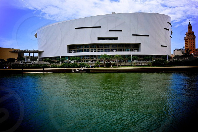 American Airlines Arena Miami Fl photo