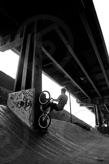 bike tricks photo