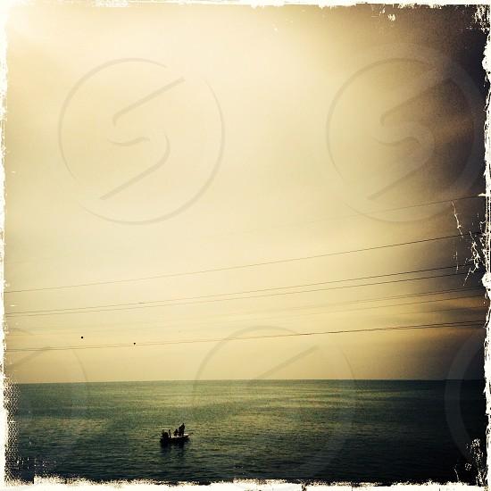 Fishing in Key West Florida  photo