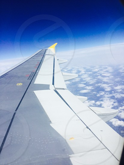 Plane - Spain - Holiday photo