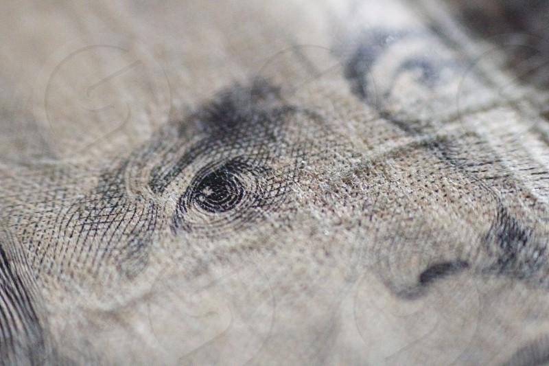 Money Closeup photo