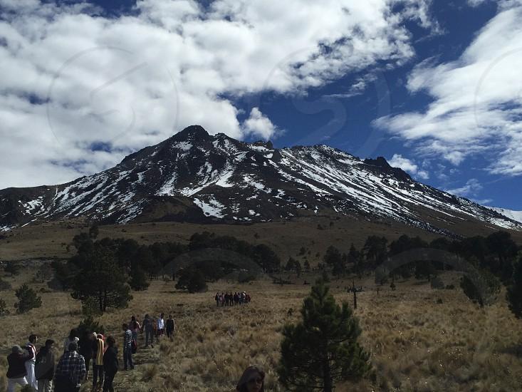 Nevado de Toluca Mèxico photo