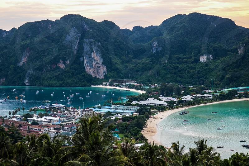 Phi Phi island - Thailand photo