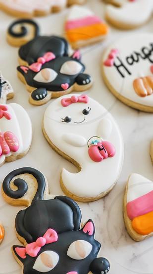 Halloween cookie set photo