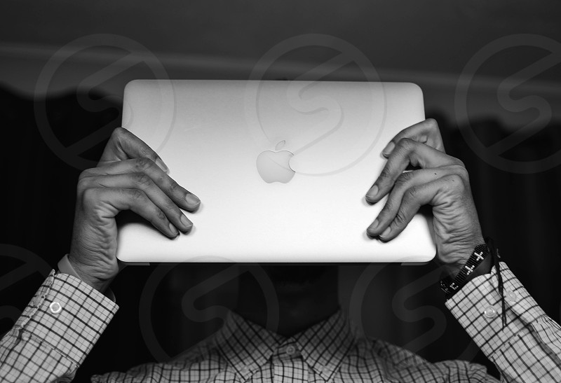 Lose Yourself.. #Macbook #apple #McIntosh #air #laptop #employee #tech #company photo