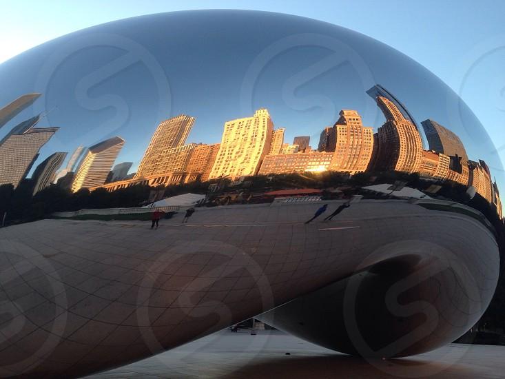 Millennium Park Chicago photo